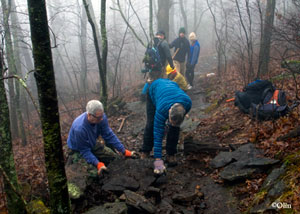 Georgia Appalachian Trail Club Maintenance