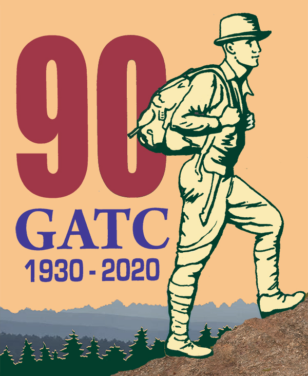 Georgia Appalachian Trail Logo